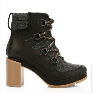 Sorel Blake lace bootie
